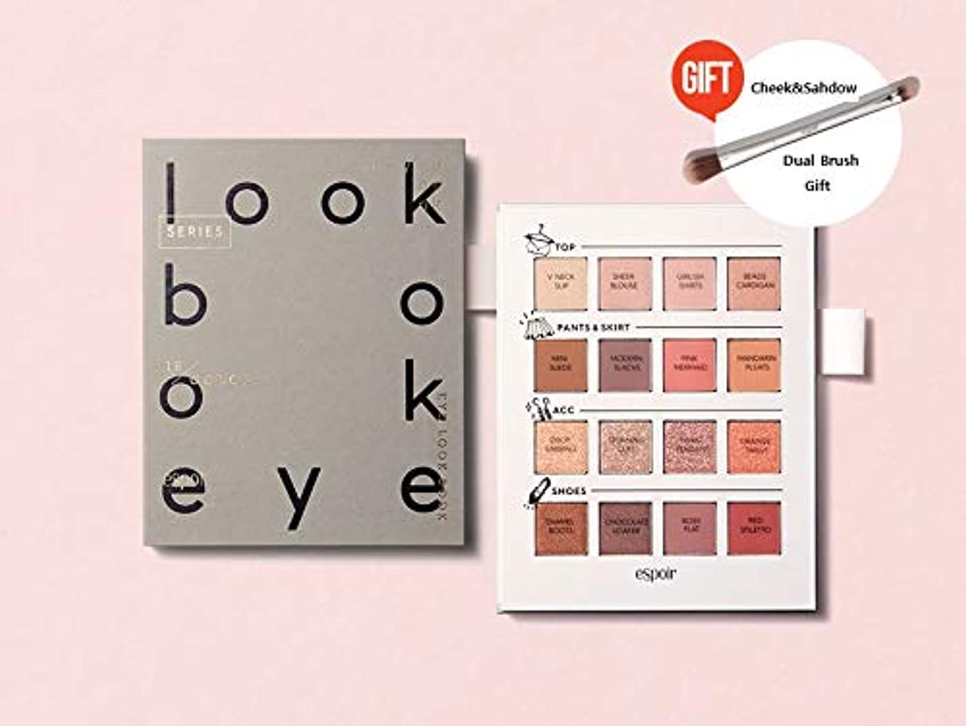やりすぎマトリックス告発者eSpoir Eye Look Book 1 (S/S EDITION) エスプア アイ ルック ブック 1 (S/S EDITION) [並行輸入品]