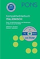 PONS Kompaktwoerterbuch Italienisch mit CD-ROM. Italienisch-Deutsch /Deutsch-Italienisch