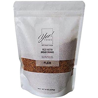 Amazon - 10% Off on Artisan Keto Bread Crumbs – Clean Keto, Paleo, Vegan, Low-carb, Gluten-free, Wheat-free, Grain-free