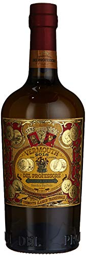 Il Gin del Professore Vermouth del Professore CLASSICO TRADIZIONALE 2016 Gin (1 x 0.75 l)