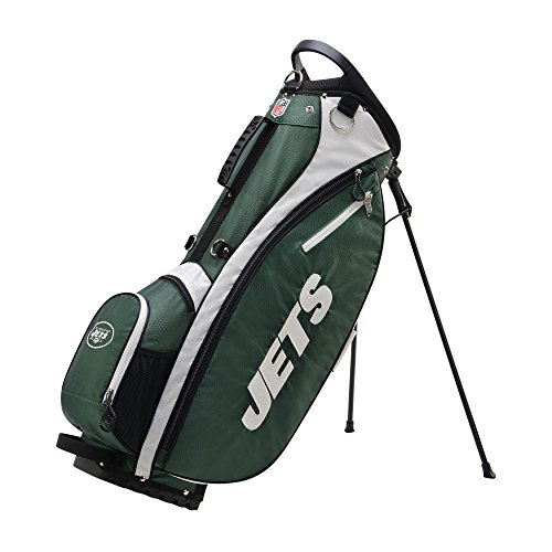 Wilson NFL Jets Carry Golf Bag
