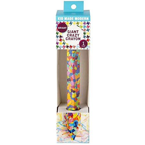 Kid Made Modern Giant Crazy Crayon Bright, 1 EA