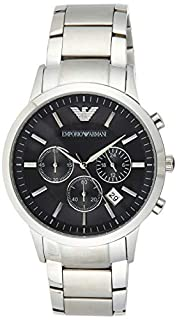 Emporio Armani Men's Watch AR2434 (B002LZUAFM) | Amazon price tracker / tracking, Amazon price history charts, Amazon price watches, Amazon price drop alerts