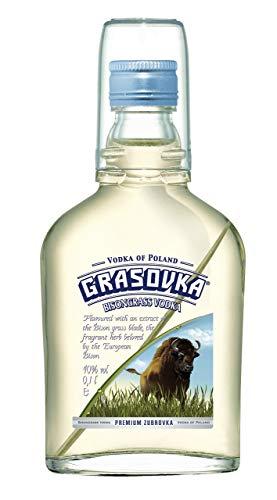 Grasovka Bisongrass Vodka (1 x 0.1 l)