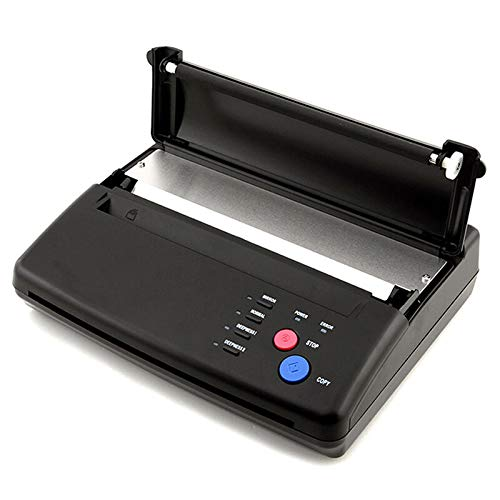 Professional A4 Thermodrucker Wangkangyi Tattoo Thermo Kopierer Drucker hermotransfer Maschine, Druckergerät