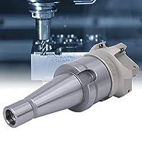 コレットチャックホルダー、マシニングセンター旋盤産業用チャックホルダー用の安定した信頼性の高い耐久性のある高硬度フライスホルダー(#2)