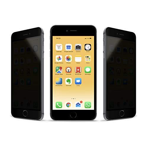 VistaProtect – Filtre de Confidentialité Premium en Verre Trempé, Film protecteur pour Apple iPhone 6/7 / 8 / SE