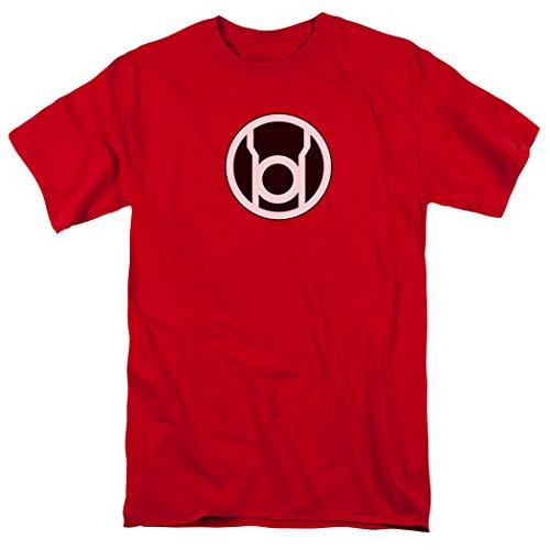 Popfunk Green Lantern Red Lantern Corps T Shirt & Stickers