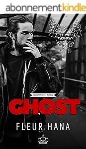 Ghost (Phoenix Ashes 2): Romance bikers