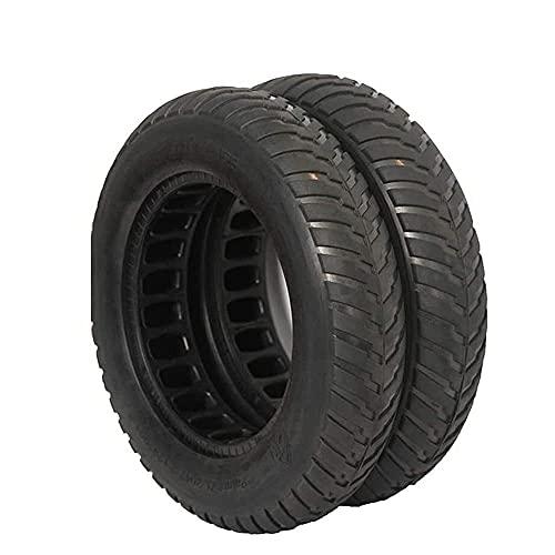 Neumáticos para patinetes eléctricos Neumáticos para patinetes eléctricos, 8x2.0-5 Juego Completo de Ruedas de 8 Pulgadas, Neumáticos sin cámara Gruesos y Resistentes al Desgaste, Ruedas de aleación