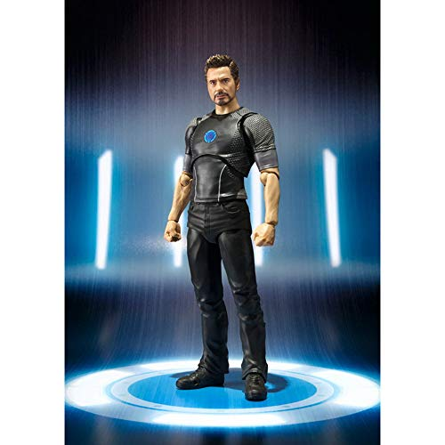 Collectible Figure Tony Stark Avengers Iron Man Sammelfiguren Model Figur Statue Spielzeug 17cm