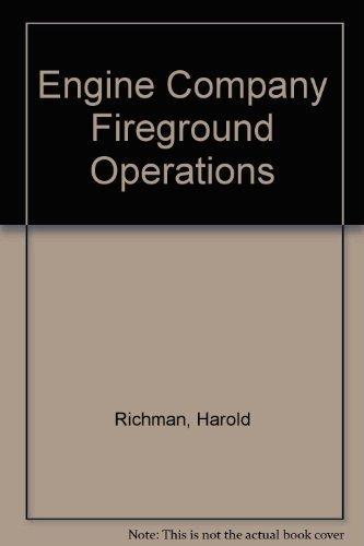 Engine Company Fireground Operations