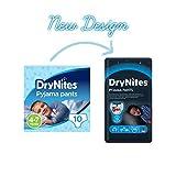 Huggies DryNites Boy hochabsorbierende Pyjamahosen Unterhosen für Jungen 4-7 Jahre, 2 Pack (2 x 3 x 10 Windeln) - 7