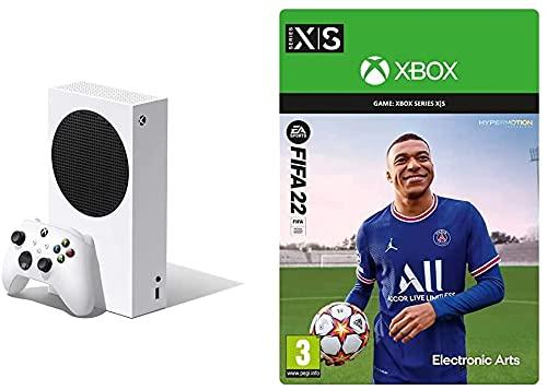 Xbox Series S + FIFA 22: Standard Digital Code
