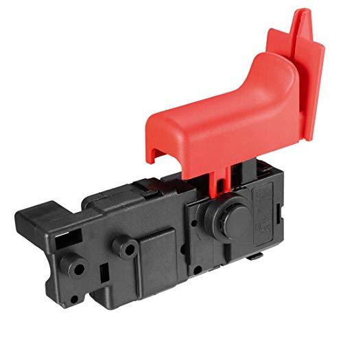 sourcing map Elektrische Churn Bohrhammer Trigger Schalter GBH2-26/2-28 Werkzeug Drehzahlregelung
