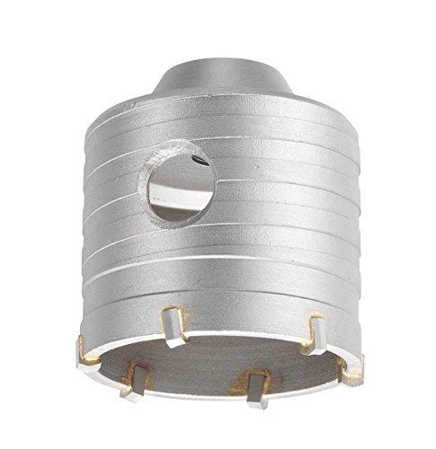 kwb Hohl-Bohrkrone Hartmetall, 68 mm Durchmesser-Größe, mit M16 Gewinde, schlagbohrfest