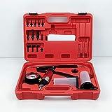 ELECTRONIC-MEI De Mano de vacío y presión de la Bomba Tester Kit Multifuncional sangrador del Freno Juego Completo para vehículo Configuración de la operación de Prueba de vehículos