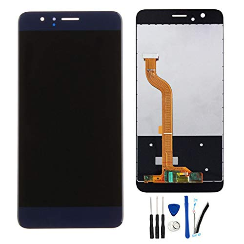 LCD Display Digitizer Touch Screen Assembly Replacement for Huawei Honor 8 FRD-L14 FRD-L04 FRD-L09 FRD-L19 5.2' (Blue)