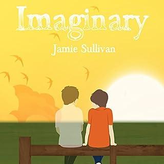 Imaginary audiobook cover art