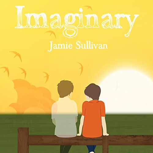 Imaginary audiobook cover art