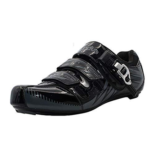 Calzado de Ciclismo para Adultos Zapatillas Antideslizantes para Exteriores de otoño e...