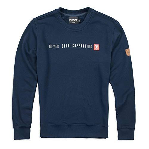 PG Wear Sweatshirt Never Stop XXL