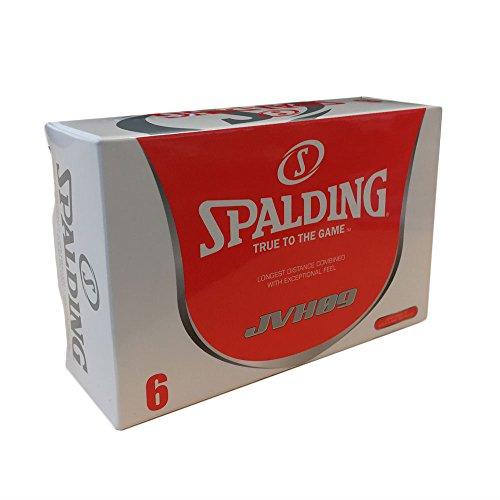 Spalding, JVH09 Golfbälle, 12er Pack