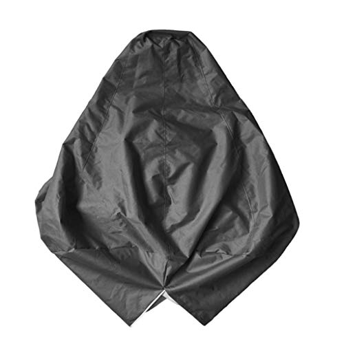 Extra Large Recliner Beanbag Chair Gaming Bean Bag Game Seat Bags Cover Only - Black