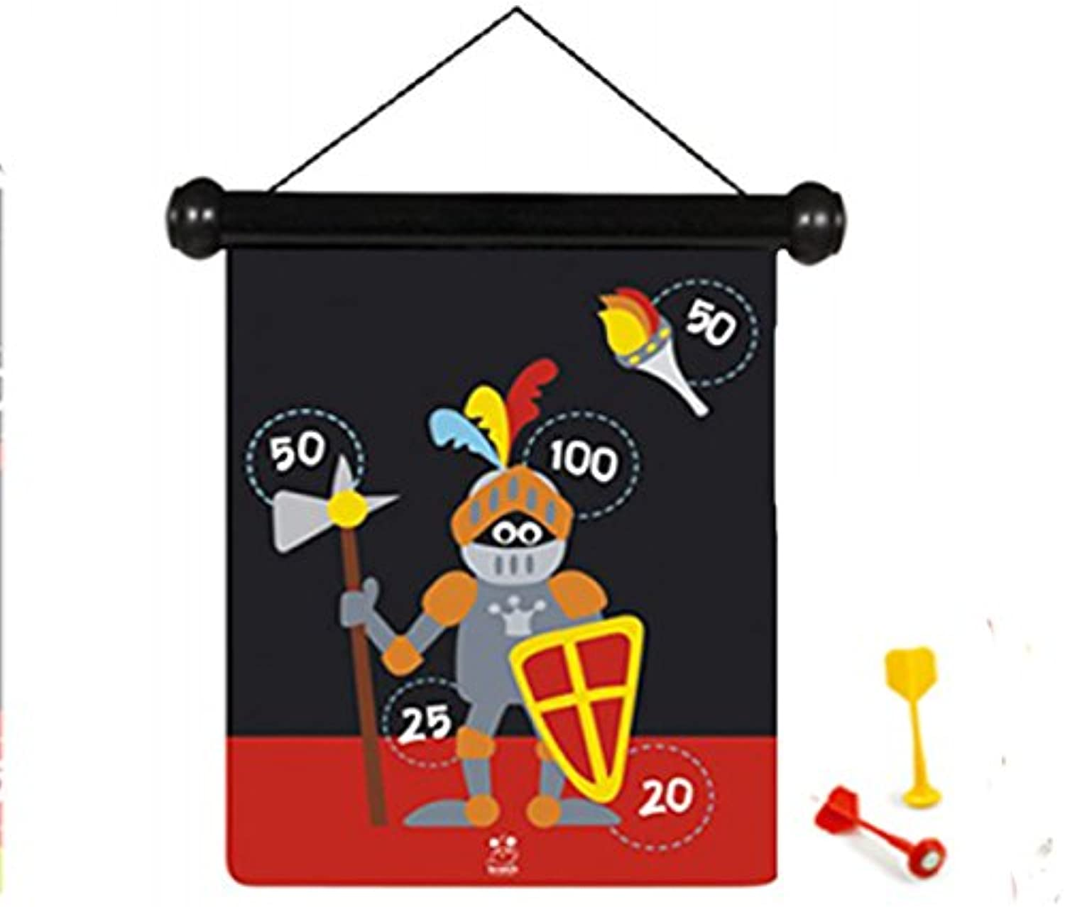 Scratch Knight Sports Magnetic Darts Game