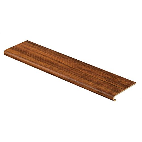 Perry Hickory 47 in. Length x 12-1/8 in. Depth x 1-11/16 in. Height Laminate