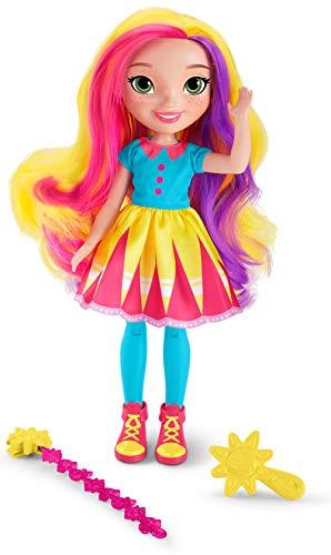 Mattel - Sunny Day Bambola Chioma Super Style, Giocattolo per Bambini 3+ Anni, FBN72