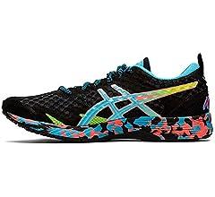Asics Gel-Noosa Tri 12, Running Shoe Womens, Black/Aquarium, 37 EU: Amazon.es: Zapatos y complementos