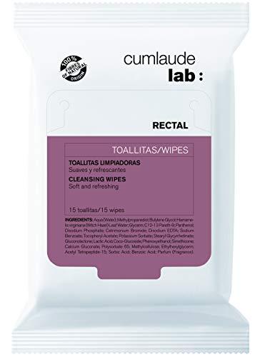Cumlaude Lab - Toallitas Limpiadoras Higiene Rectal