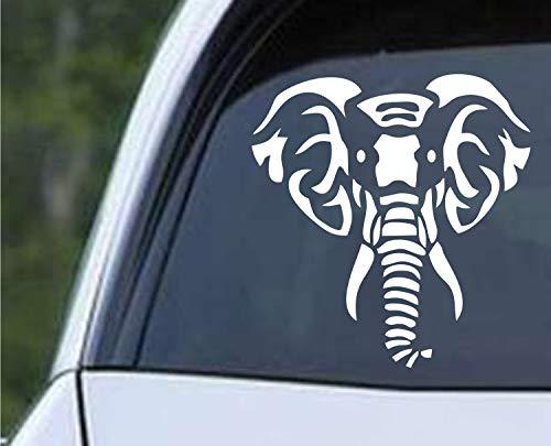Elephant Head a Die Cut Decal Wholesale New Orleans Mall Sticker Vinyl