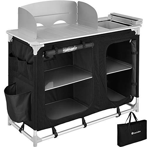TecTake 800747 Outdoor Camping Küche - Diverse Modelle wähblar - (Typ 2   Nr. 403345)