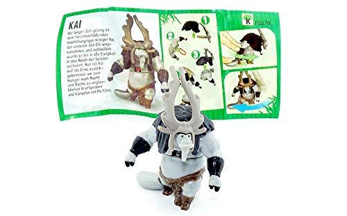 Kinder Überraschung, Kai mit Deutschen Beipackzettel FS285 (Kung Fu Panda 3)