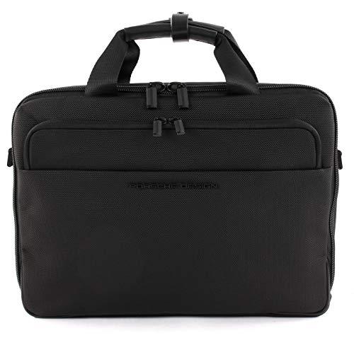 Porsche Design Brief Bag S Roadster 4.0 Black