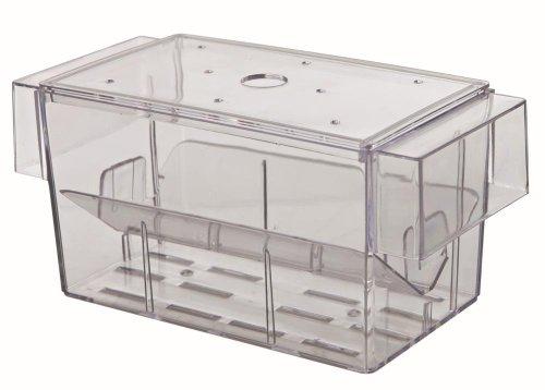 Trixie 8050 Ablaichkasten, 16 × 7 × 7 cm
