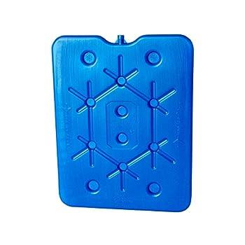 ToCi XXL Batterie de Refroidissement | Freezeboard (32 x 25 cm) avec 800 ML chacun | Bleu réfrigérants pour Le Sac Isotherme Glacière Glacière Glacière - Lot de 8