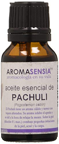 AromaSensia Patchouli etherische olie 15 ml - 1 stuk