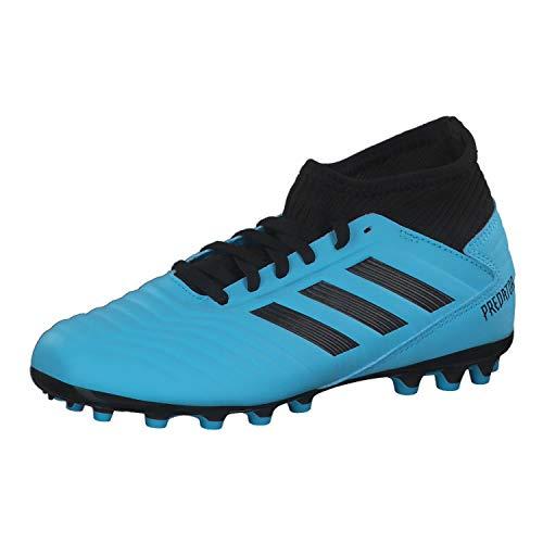 adidas Predator 19.3 AG J, Zapatillas de Fútbol Unisex Niños
