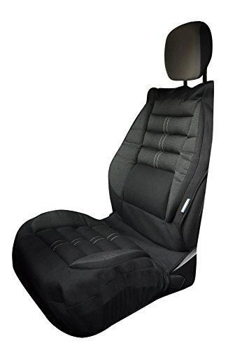 Kine Travel 169822 Couvre-Siège Ergonomique Confort Intégral - approuvé par un Kinésithérapeute