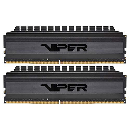 Patriot Viper 4 Blackout Series DDR4 8GB (2 x 4GB) 3000MHz Gaming Arbeitsspeicher Kit