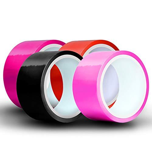 Cinta adhesiva no adhesiva para conductos electrostáticos sin pegamento ni...