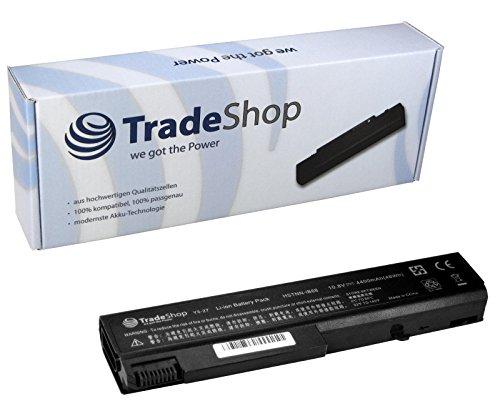 TradeShop Premium Akku 10,8V/11,1V 4400mAh für Hewlett Packard HP EliteBook 8440w 6930p 8440p HP 6530b 6530S 6535b 6730b 6735b 6736B 6500b 6550 6550b 6555 6555b 6700b