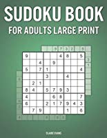 Sudoku Book For Adults Large Print: 600 Puzzles for Children with Solutions - Fun Learning Game for Relaxation & Stress Relief