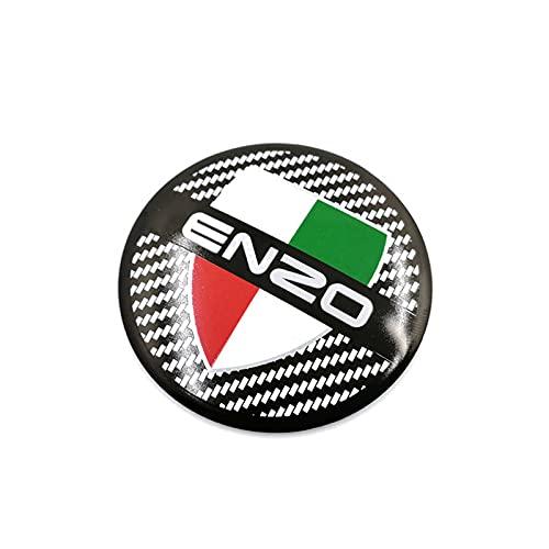 4 tapacubos de 56,5 mm para llantas centrales de neumáticos de coche para accesorios de coche NIK Headway Cover (Dimensiones: 56 mm)