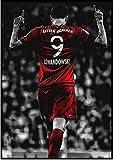Sunsightly Robert Lewandowski Bayern München Fußballstar