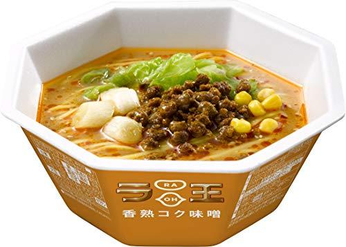日清食品ラ王香熟コク味噌122g×12個