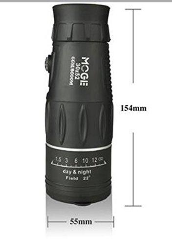 MOGE PIGE 30X52 High Definition Monokular Nachtsichtgerät Erfahrungen & Preisvergleich